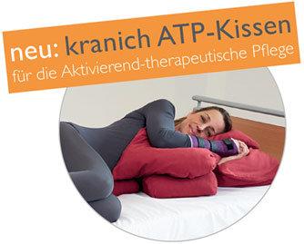 kranich ATP Kissen: Neu von der Kranich-Concept GmbH