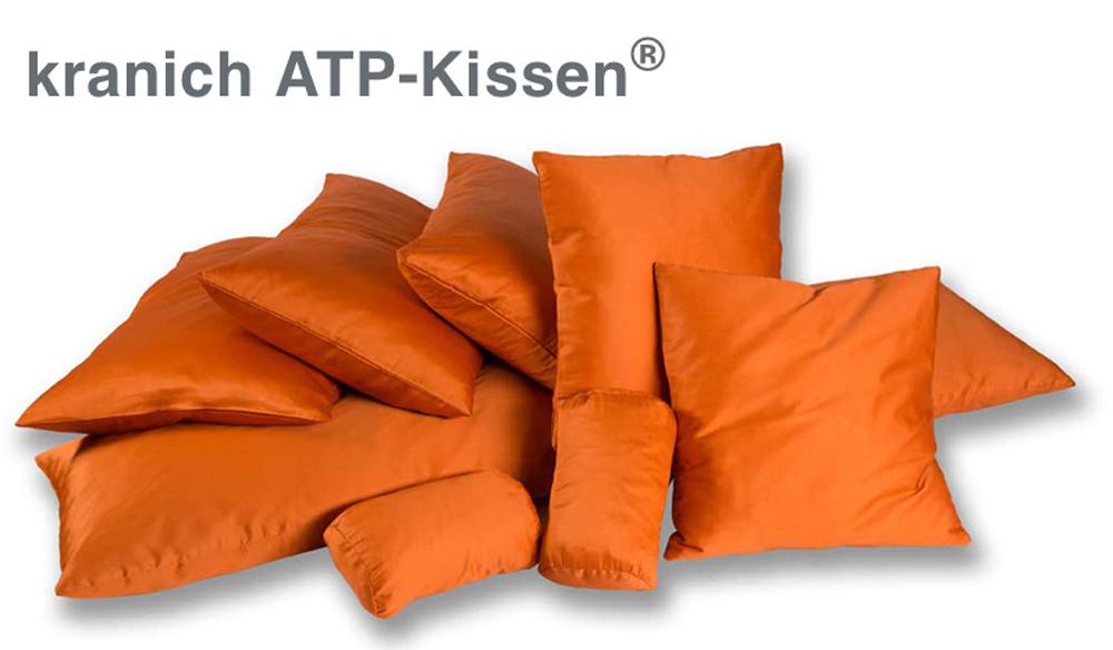 das lagerungskissen kranich atp kissen mit bezug im kundenwunsch. Black Bedroom Furniture Sets. Home Design Ideas