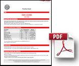 Brandschutz Zertifikat Schäume CME-22090-en