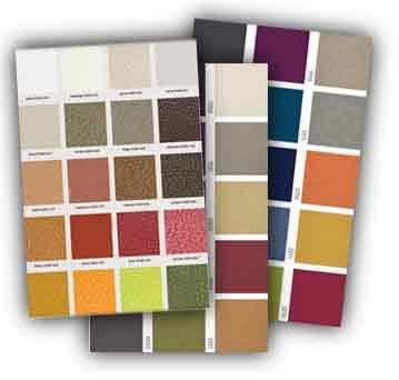 Pflegesessel: Farben der Bezugsstoffe