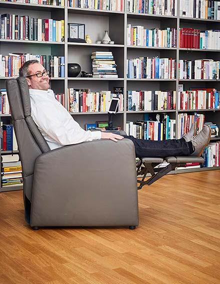 VIANDO Relaxsessel: Der VIANDOrelax. Für Privat und die Nutzung im Senioren- Klinikbereich