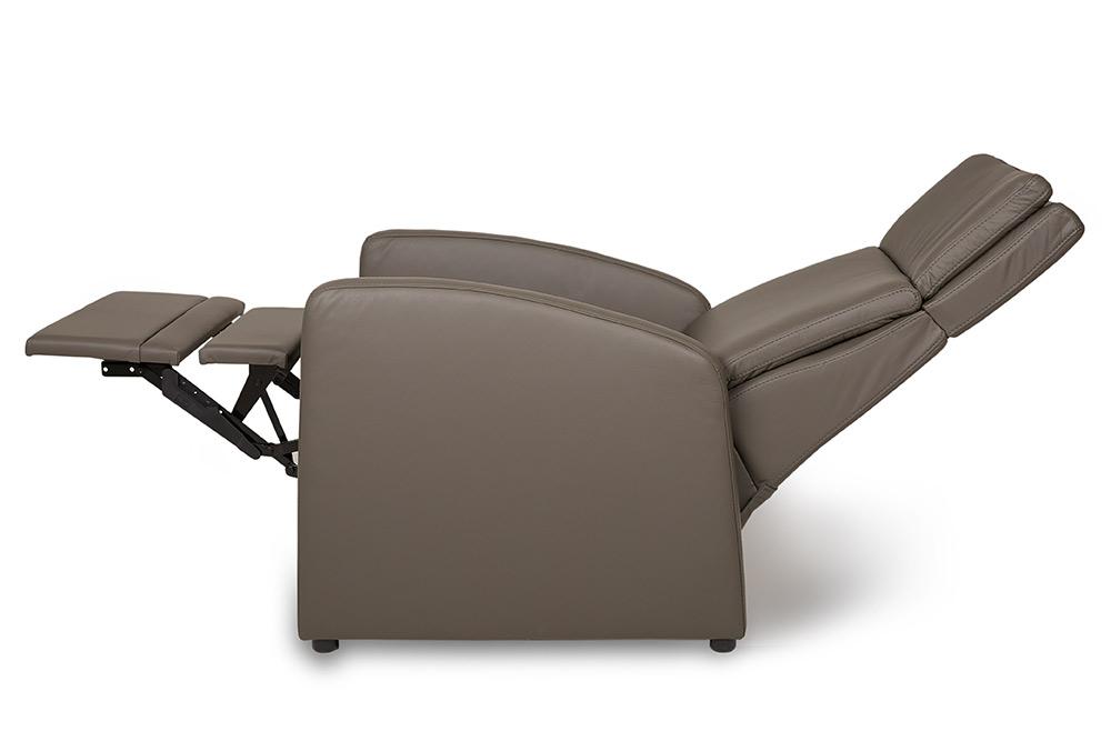 VIANDOrelax: Der Ruhesessel / Relaxsessel aus dem VIANDO+ Programm, mit Liege- Komfortlage