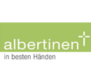 Logo von albertinen - Referenz für den VIANDO+ Pflegesessel