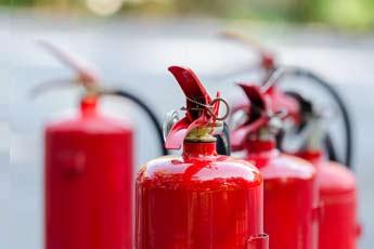 Feuerschutz / Brandschutz Objektbereich, Pflegesessel für Kliniken, Senioren-Einrichtungen