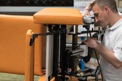 Made in Germany, handwerkliche Perfektion, Produktions- und Qualitäts-Kontrolle