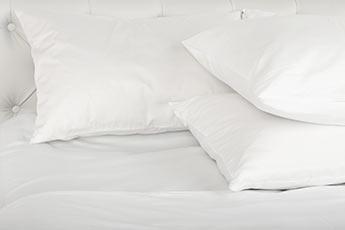kranich-ATP-Kissen®: Schlafkomfort durch stuetzende, klimaneutrale Kissen