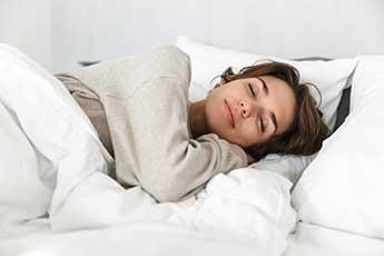 Kissen: Stützend und klimaneutral für einen erholsamen Schlaf, das kranich-ATP-Kissen®