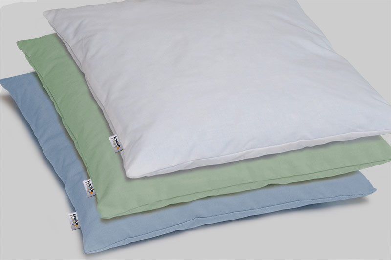 Lagerungskissen, kranich-ATP-Kissen, Größe 40 cm x 40 cm - zur Positionierung, waschbar bei 95°C