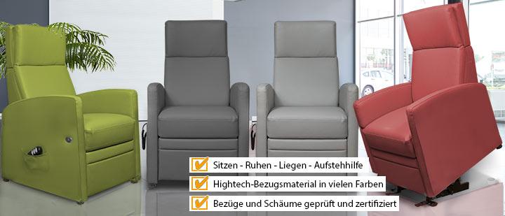 Preise, Kosten für Zubehör für den verstellbaren Aufstehsessel / Ruhesessel (Rückenteil) mit Aufstehhilfe und Beinauflage