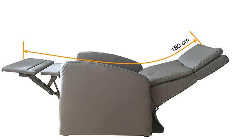 Sessel für Schwergewichtige mit Aufstehhlfe (elektrisch / motorisch)