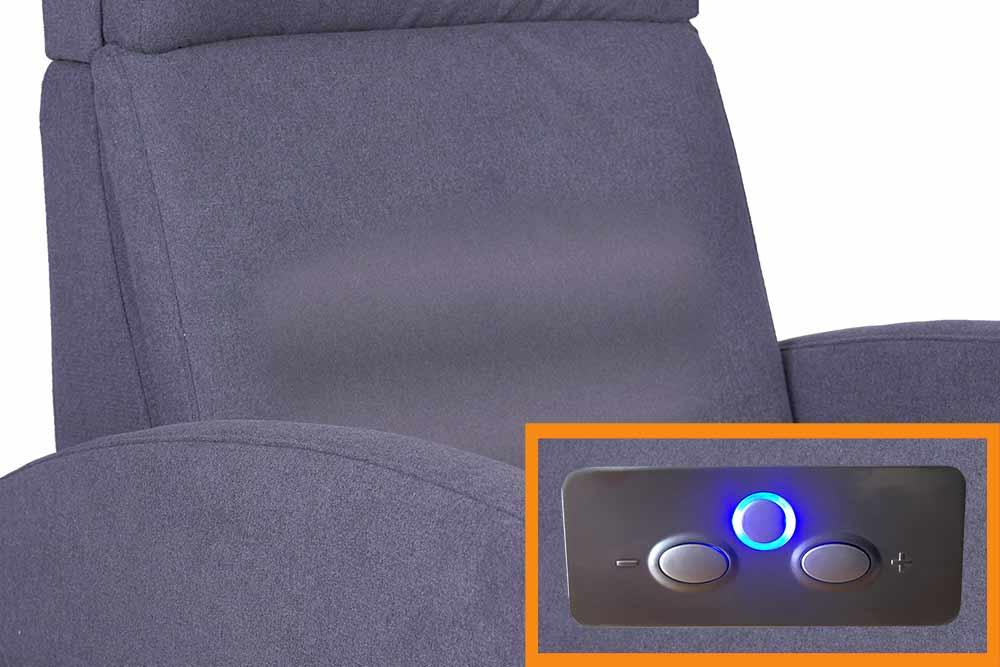 Air-Massage & Lordosestütze