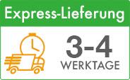 Express-Lieferung 3-4 Werktage